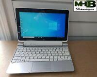 Acer Iconica WS10 KD1 Tablet, Atom, 1.80 GHz, 2GB RAM, 64GB HDD, Wifi, Win 10