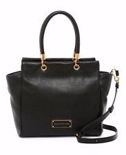 $498 NWT Marc by Marc Jacobs Bentley Leather Women's Tote Bag Black