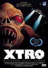 XTRO - ATTACCO ALLA TERRA  DVD FANTASCIENZA