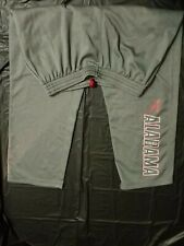 Alabama Crimson Tide Rivalry Threads Gray Athletic Pants Size XL Fleece Pants