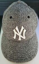 RARE Todd Snyder x New Era New York Yankees Herringbone Lambswool hat 7 3/4