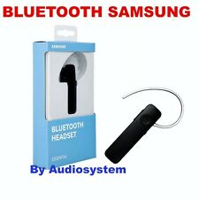 AURICOLARE CUFFIA ORIGINALE SAMSUNG BLUETOOTH PER APPLE IPHONE 4S 5S 5 6 PLUS 6S