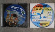 Game star Bonus CD 10/05, Tune up Utilities XP , Die Siedler Extras + ServiceDVD
