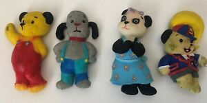 SOOTY AND SWEEP vintage fridge magnets