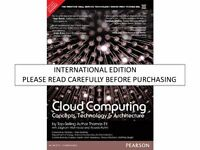 Cloud Computing: Concepts, Technology & Architecture, 1/e