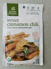 Vegan marinade Sweet Cinnamon Chilli from USA
