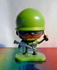 Awesome Little Green Men #6 SGT. MAJOR HOO-AH Green