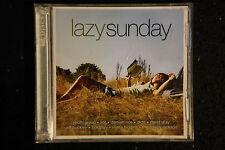 Lazy Sunday - David Gray, Dido, cold Play, Missy Higgings  (REF C68)