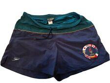 Vintage 1996 Atlanta Olympics USA Speedo Swim Trunks Men's Size medium good cond