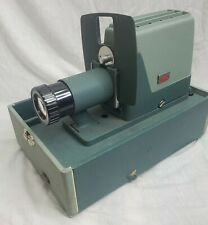 Argus 300 Automatic Slide Projector Needs Bulb Tested to POWER UP