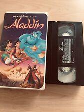 Alladin Disney's Vhs