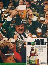 DAB-Bier-II-1969-Reklame-Werbung-genuine Advert-La publicité-nl-Versandhandel