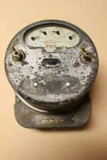 General Electric Type I 14 Watthour Meter 15a 220v 3 Wire