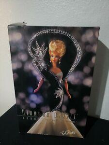 1996 Diamond Dazzle Barbie- Jewel Essence Collection- Bob Mackie- Collector Edt