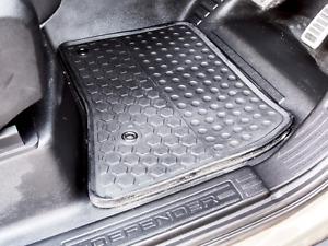 Land Rover Defender 110 2020 Model Floor mats Custom Moulded