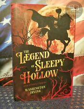 NEW The Legend of Sleepy Hollow and Other Stories by Washington Irving Hardcover