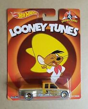 Hot Wheels Looney Tunes Speedy Gonzalez Customized C3500 Chev Chevy Chevrolet