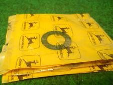 John Deere M2055t Belt Pulley Shim Lot Of 6 Fits 420 430 435 440 1010 Bin83