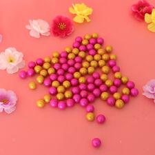 Satz Von 100pcs Candy Farbe Glasmurmeln Klarglas Marmor Spielzeug Set