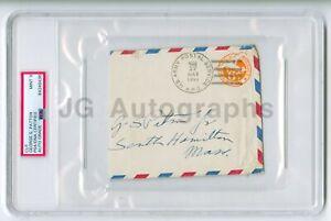 General George Patton - Authentic 1945 Autograph - PSA/DNA Slabbed & Graded