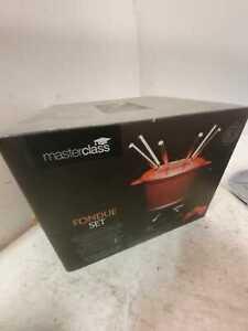 Masterclass Fondue Set Used Good Condition (R7)