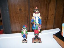 2 Galleria Lucchese Christmas 1994 Roman Inc 10in German & 5in Spanish Soldiers