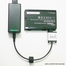 External Laptop Battery Charger for Fujitsu Amilo Xi2550 Pi2550, 3S4400-G1L3-07
