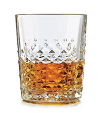 Bar Drinking Glass Barware 4 Whiskey Scotch Libbey Perfect Glasses Vintage Set