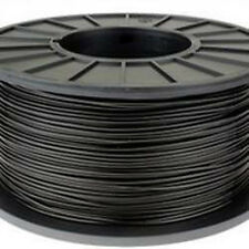 Black, 2.85mm, PLA,  2kg, 3D Printer Filament