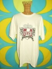 Vintage Tws Trans World Skateboarding magazine T shirt Rare! / Pil Public image