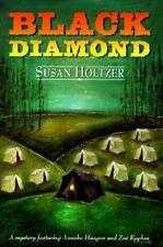 Black Diamond (Anneke Haagen Mysteries)-ExLibrary