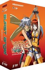 BURST ANGEL - EDITION COMPLÈTE 24 épisodes + OVULES INFINITY 5 DVD Complete Box