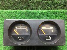 Renault R5 Turbo Zusatzinstrumente Öldruck + Voltmeter Selten Rar Jaeger