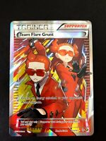 Team Flare Grunt 73a/83 Alternate Art Promo DMG Pokemon Card Game