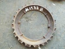 1 USED H1933B STEEL / CAST IRON John Deere JD PLANTER Seed PLATE H 1933B