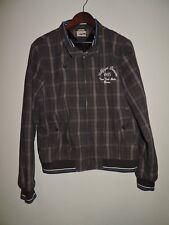 TOMMY HILFIGER Heritage Denim   Plaid Jacket Sz XL