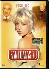 DVD - LOUIS DE FUNES - FANTOMAS 70 - 2008 HOBBY & WORK