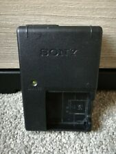 GENUINE SONY BC-CSGC BATTERY CHARGER USED CONDITION ORIGINAL