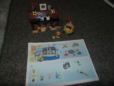 LEGO Set - 3833 - Krusty Krab Adventures (2009) Lego Spongebob
