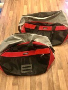 MV Agusta Tourismo Veloce Panniers Luggage Bags Pair