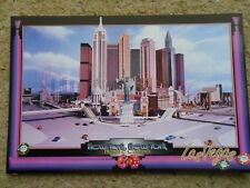 .THE COLLECTOR SERIES.POSTCARD.NEW YORK NEW YORK HOTEL & CASINO LASVEGAS