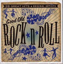 "GOOD OLD ROCK n ROLL VOLUME 1 ""28 GREAT HITS - ORIGINAL ARTISTS"" CD"