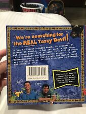 Kratt's Creatures: In Search of the Real Tasmanian Devil by James Preller (1996,
