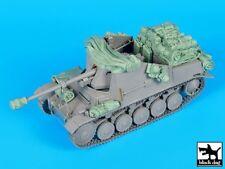 Black Dog 1/35 Marder II Sd.Kfz.131 German SPG WWII Accessories (Dragon) T35212
