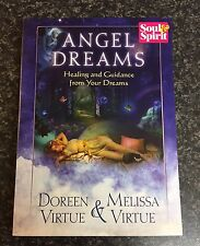 ANGEL DREAMS PAPERBACK HEALING AND GUIDANCE FROM YOUR DREAMS BY DOREEN VIRTUE
