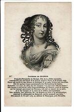 CPA-Carte postale France - Contesse de Grignan VM48