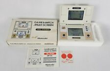 NEW Nintendo 1982 Game & Watch MultiScreen Oil Panic OP-51 Retro Japan