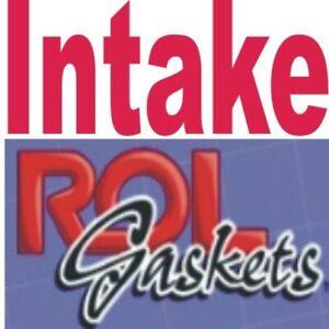 Intake gasket for Subaru 1985-1993 1.8  ROL brand MS3948