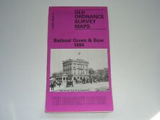 Bethnal Green & Bow 1894 - Old Ordnance Survey Maps - London