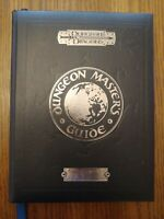 Dungeons & Dragons - DUNGEON MASTERS GUIDE - LEATHER LIMITED EDITION - NEAR MINT